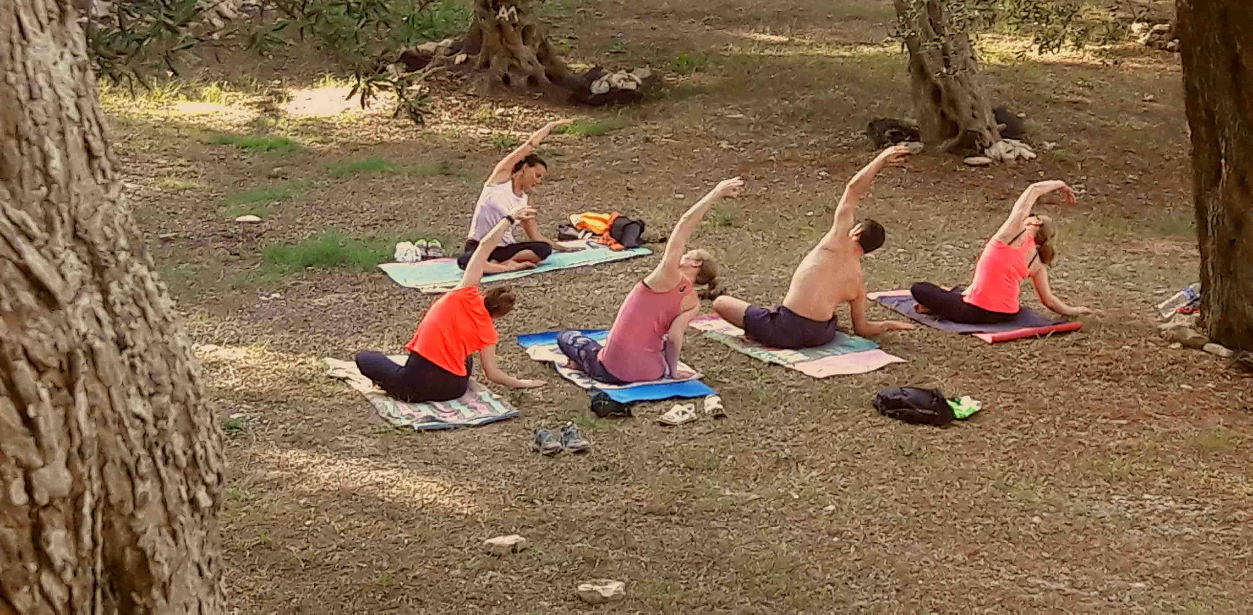 Yoga with Yasmin